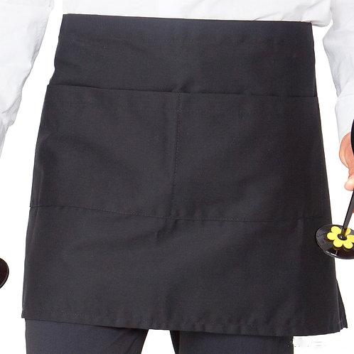 GREMBIULE corto Professional 100% cotone Made In Italy
