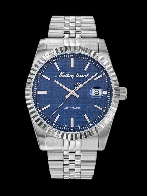 Mathey-Tissot Mathy III Automatic  - Blue