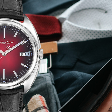 Introducing: The Mathey-Tissot 1886 Limited Edition