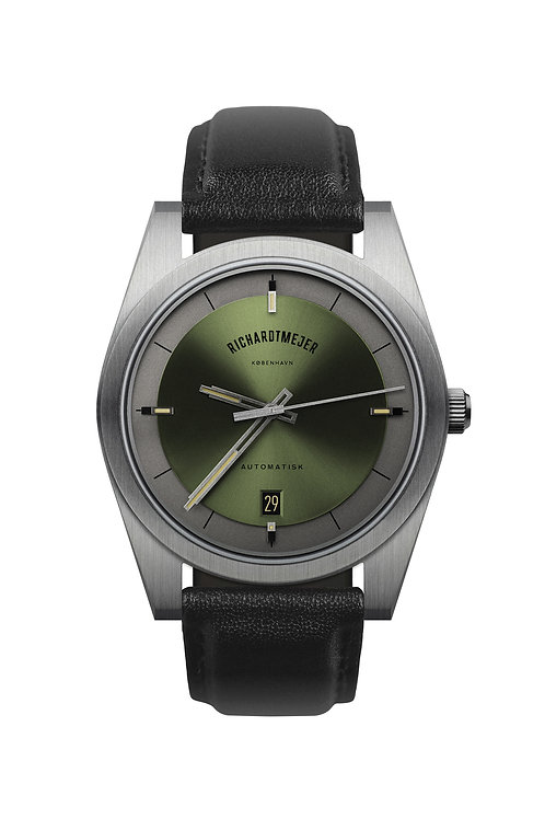Richardt & Mejer Automatisk Watch - Moss