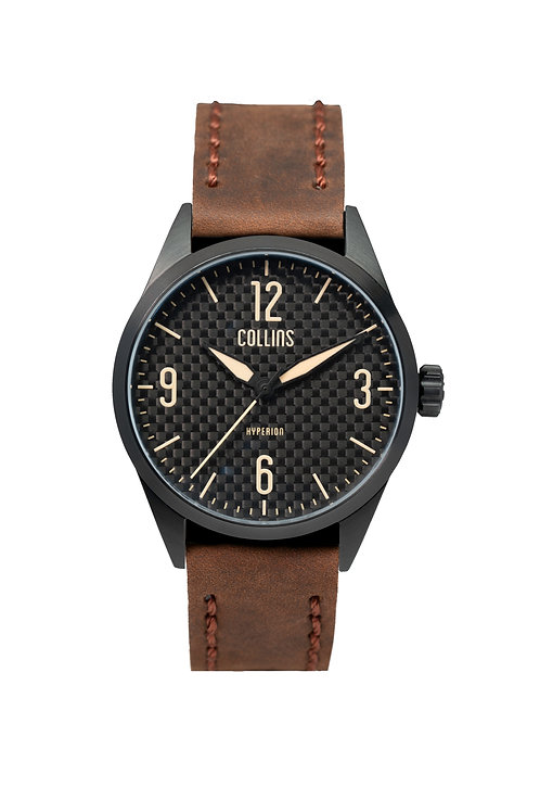 Collins Watch Company - Hyperion Carbon