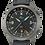 Thumbnail: Laco Pilot Watch Special - Frankfurt GMT Schwarz