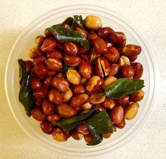 Thai Spicy Peanuts 1 lb. tub