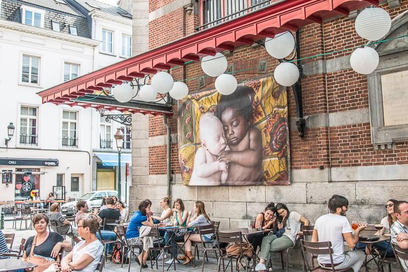 Halles Saint Gery - Brussels