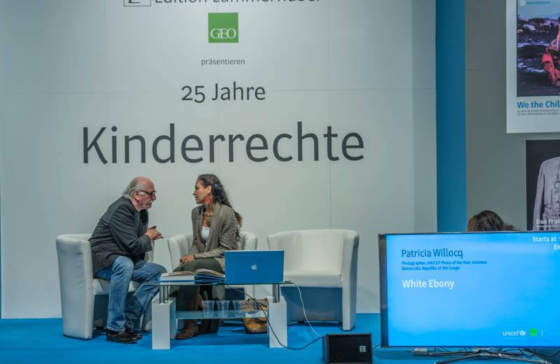 Frankfurt Book FAir - Book Presentation