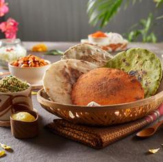 Maharashtra-Bhakari Platter.jpg
