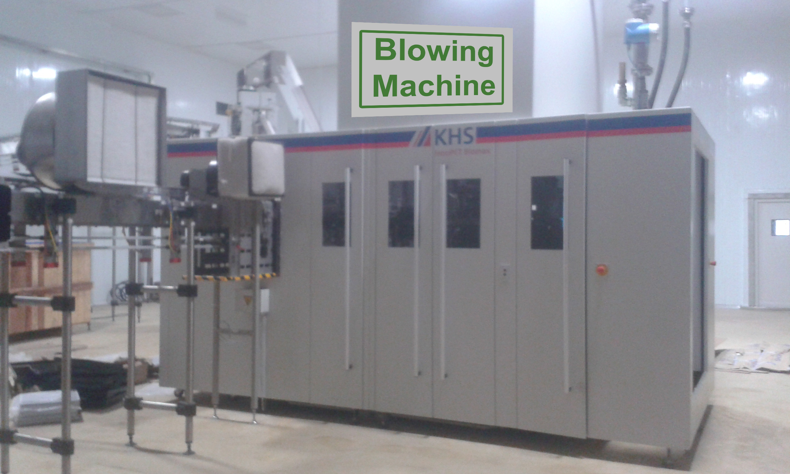 Blowing Machine (1)