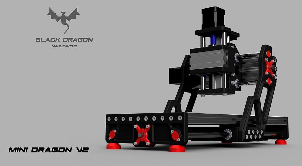 Desktop CNC V2 Bausatz inkl. Schrittmotoren und Grbl Controller