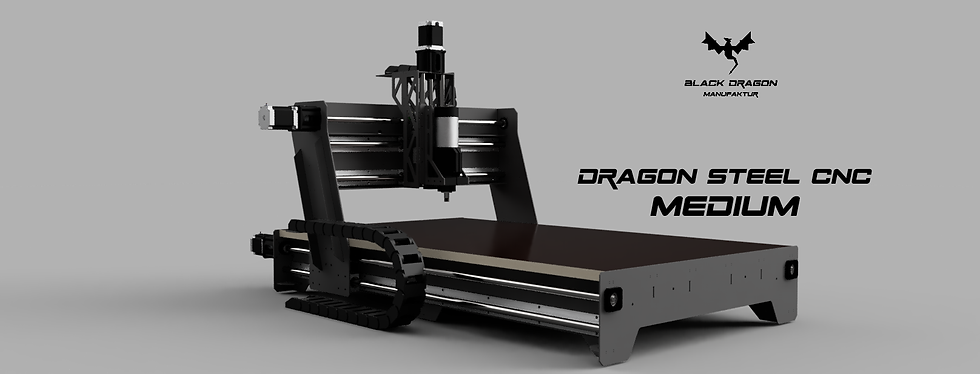 Dragon Steel CNC Medium