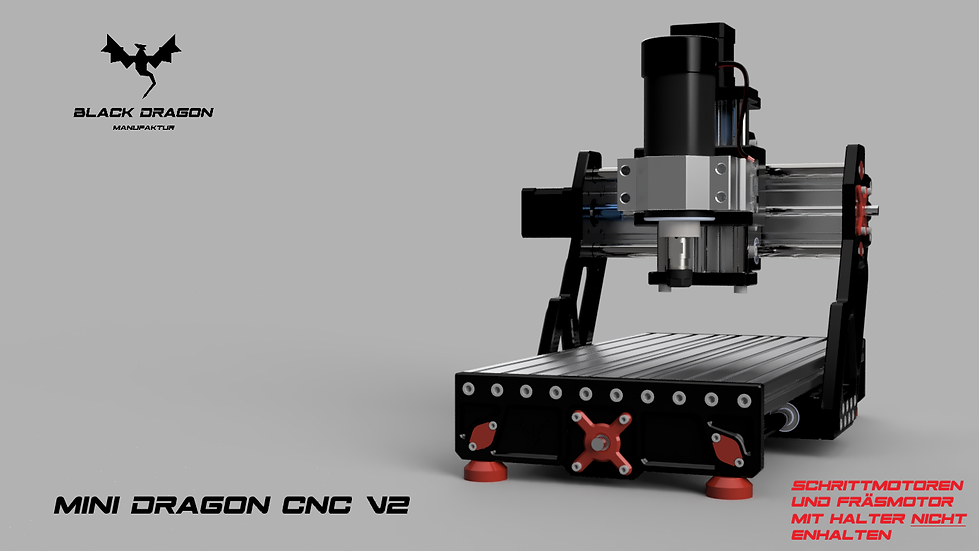 Desktop CNC KIT V2