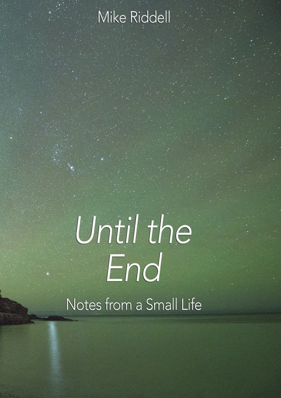 Until the End cover Website