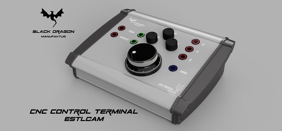 "CNC Terminal ESTLCAM LPT ""Standart"""