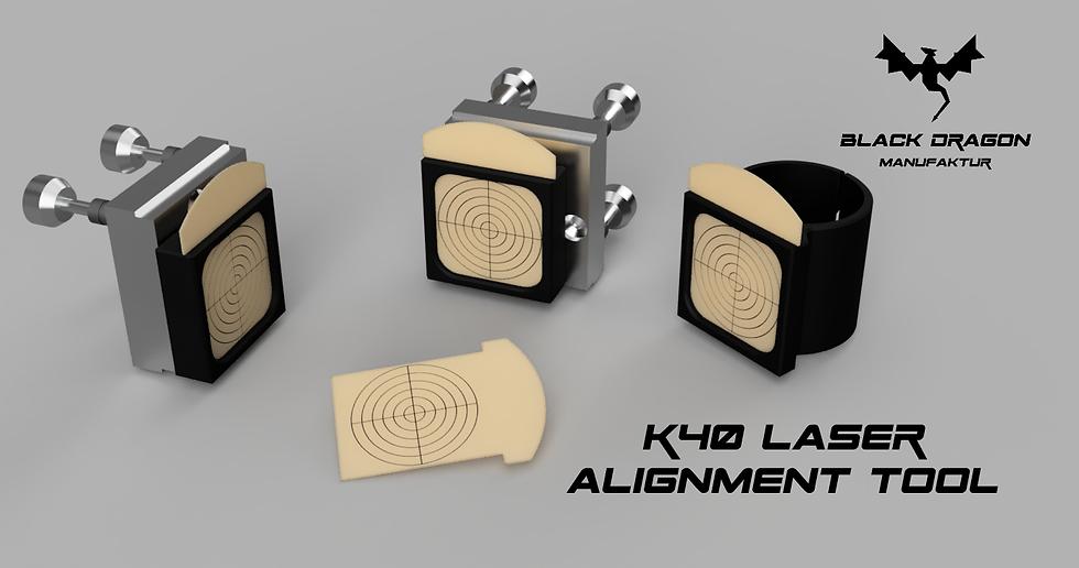 K40 Laser Alignment tool