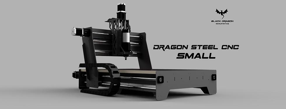 Dragon Steel CNC Small