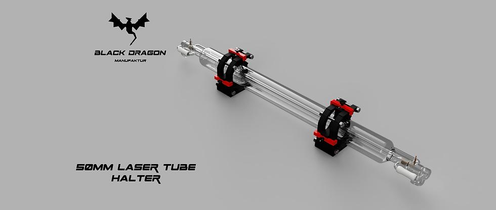 40w Laser Tube Halter Set Druckteile