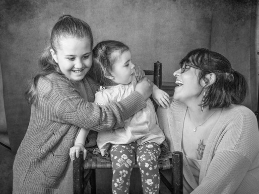 Best Portrait Photographer in the Finger Lakes for Mothers and Children