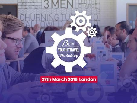 March 19: Yo-Yo at the BETA Conference