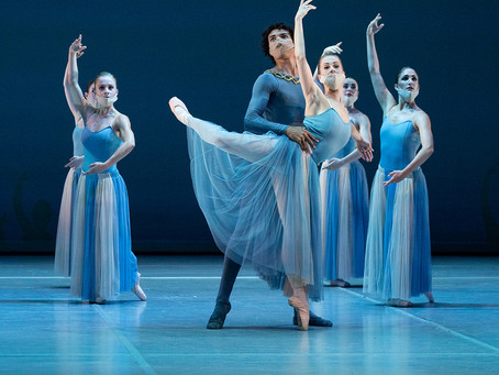 PRESS: Cape Town City Ballet BACK ON STAGE!