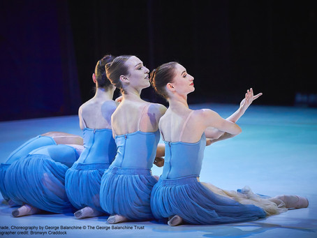PRESS: Cape Town City Ballet Back on Stage for Three Performances Only!