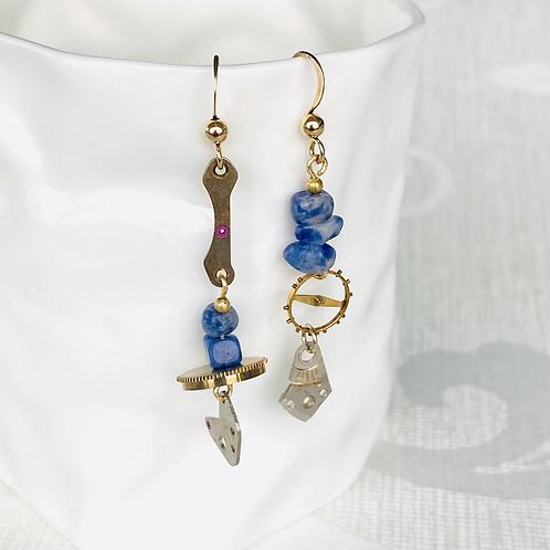 S. Times Lapis lazuli