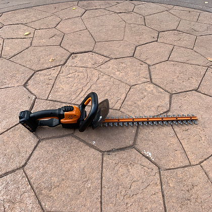 Work Electric Hedge Trimmer