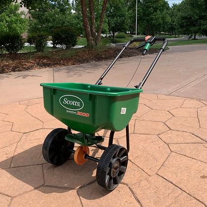 Scotts Fertilizer Spreader