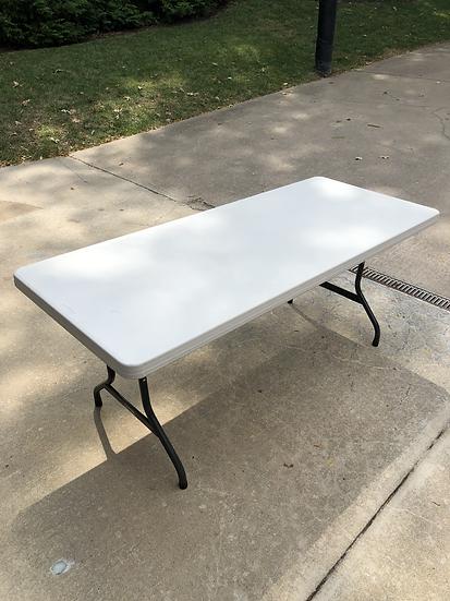 Lifetime Foldable Table