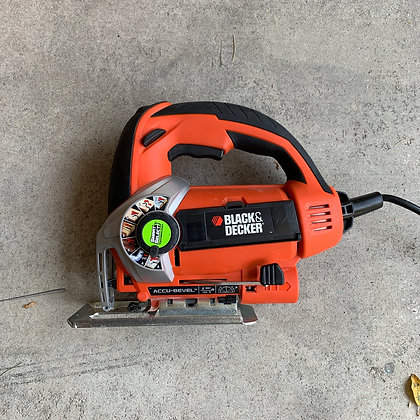 Black + Decker Jigsaw