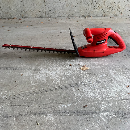 Task Force Electric Hedge Trimmer