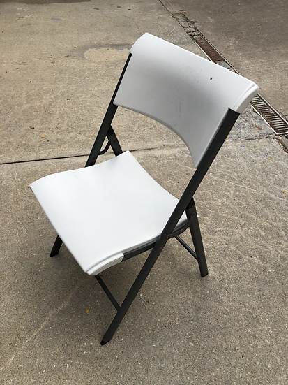 Lifetime Foldable Chairs
