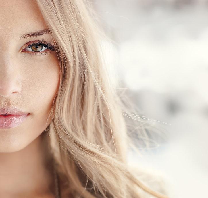 blonde hair highlights balayage