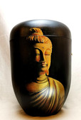 Naturstoffurne_Buddha