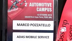 2° AUTOMOTIVE CAMPUS Milano 10 ottobre 2019