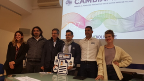 PREMIO CAMBIAMENTI 2019 Roma 28 novembre 2019