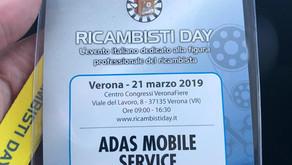 RICAMBISTI DAY  Verona 21 marzo 2019