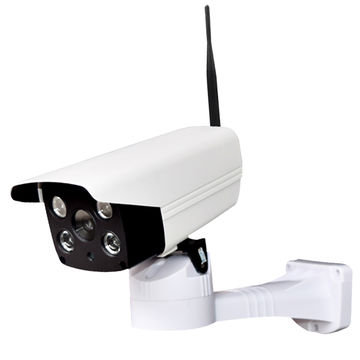 Full Color Night Vision Wi-Fi Outdoor IP Camera