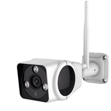 Weatherproof IP66 WiFi IP Camera