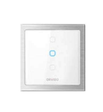 Orvibo-ZigBee ON/OFF Switch(CN type,3 Gang neutral 100- 240V) Glass panel