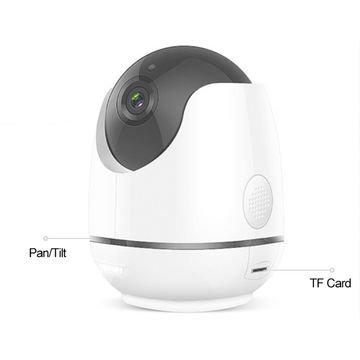 AI Auto Tracking WIFI Wireless IP Camera