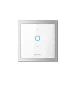 Orvibo-ZigBee Dimmer Switch(CN type neutral 100-240V) Glass panel
