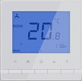 Orvibo-Smart FCU type Center AC Control Panel