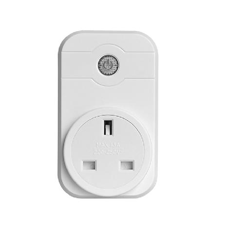 Smart Wifi socket-ABS+PC (Flame retardant)