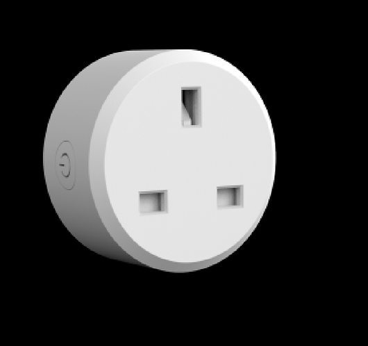 Wi-Fi Smart Socket- ABS+PC (Flame retardant material)