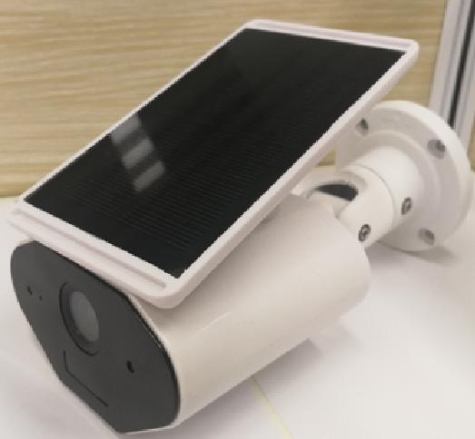 IP66-WIFI Solar Camera-1.3MP