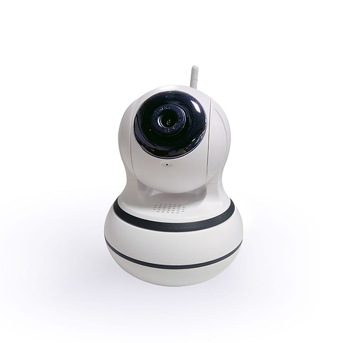Indoor WiFi Camera-White, Level: 350º
