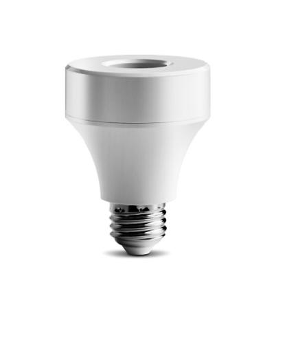 Wi-Fi Smart Light Holder-40W-PC  (Flame retardant material)-88*65*65mm