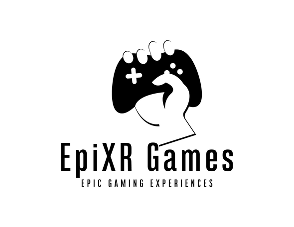 EpiXR Games Logo B