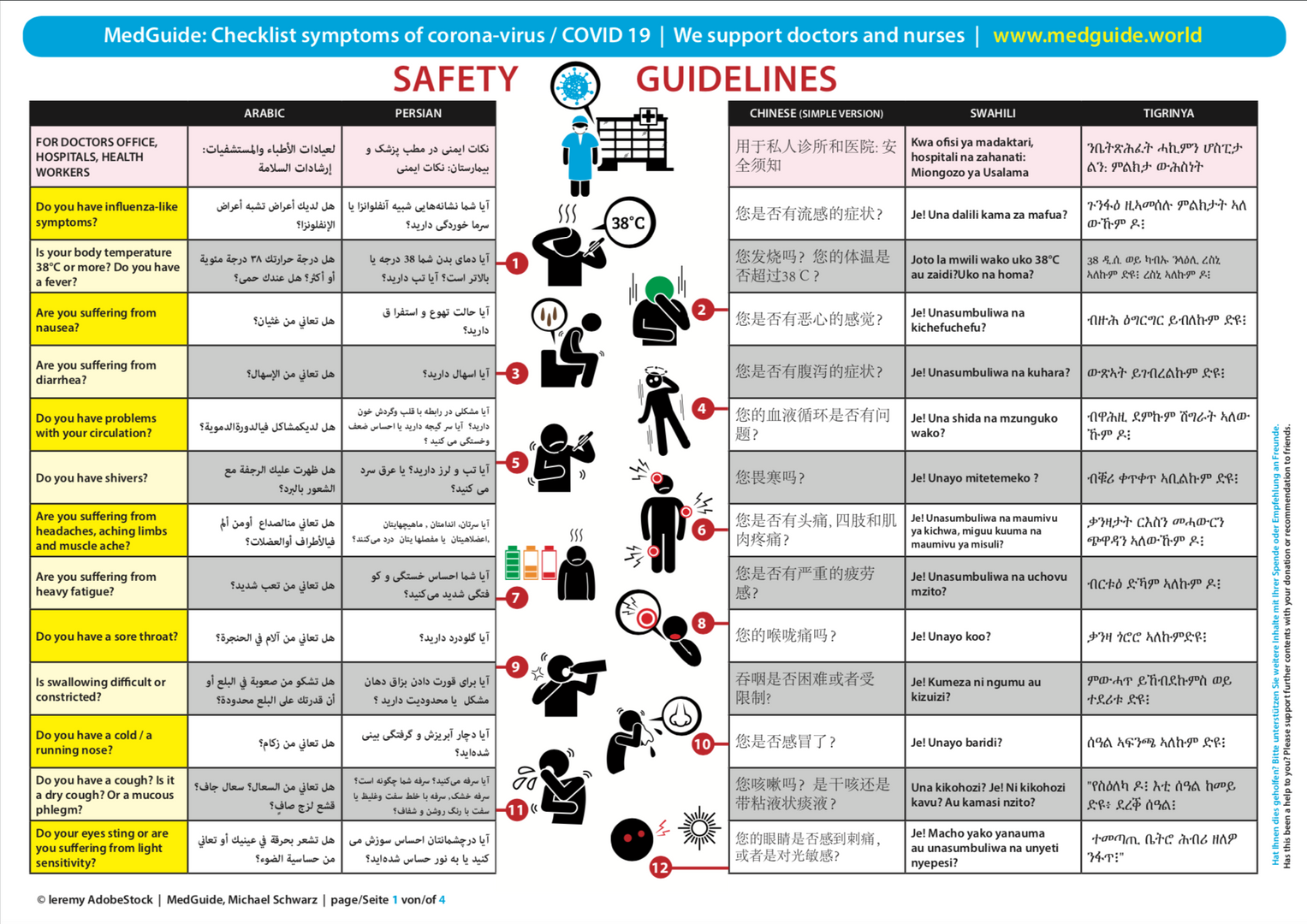 COVID-19 Safety Guidelines