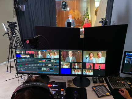 Raoul Wallenbergs dag - Live från Studio S19
