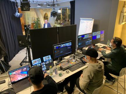 LiveArena producerar världsledande Robotkirurgi
